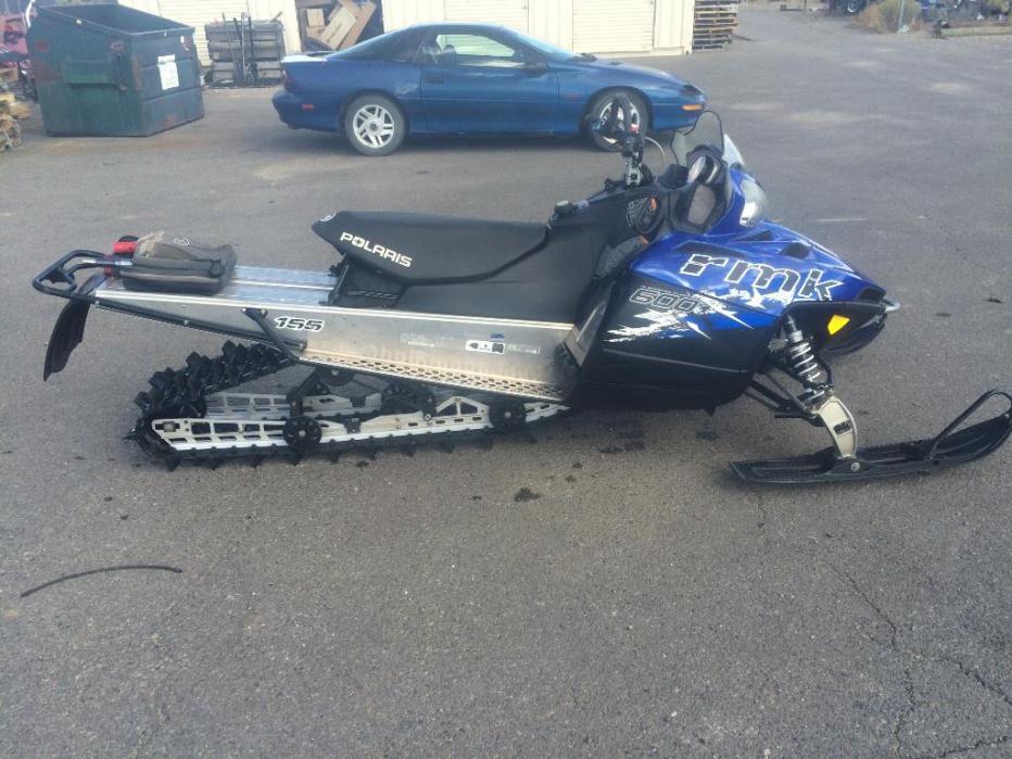 Polaris 600 Rmk 144 Motorcycles For Sale