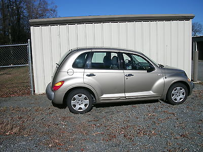 Chrysler : PT Cruiser 4 Door Sedan 2003 chrylser pt cruiser 62 883 actual miles