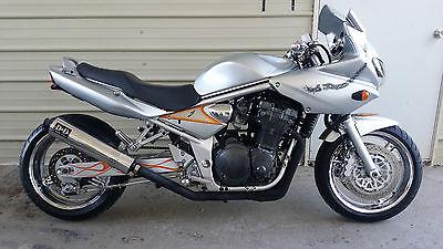 2001 Suzuki Bandit 1200 Motorcycles for sale
