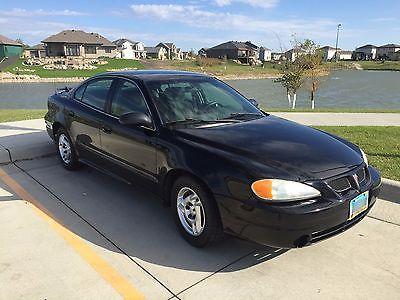 Pontiac : Grand Am SE Sedan 4-Door 2003 pontiac grand am se