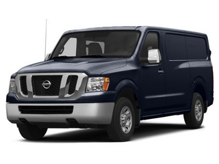 2016 Nissan Nv2500 Hd Sv V6