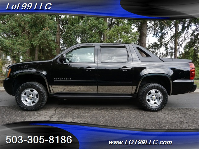 2011 Chevrolet Avalanche 1500 LT1 Portland, OR