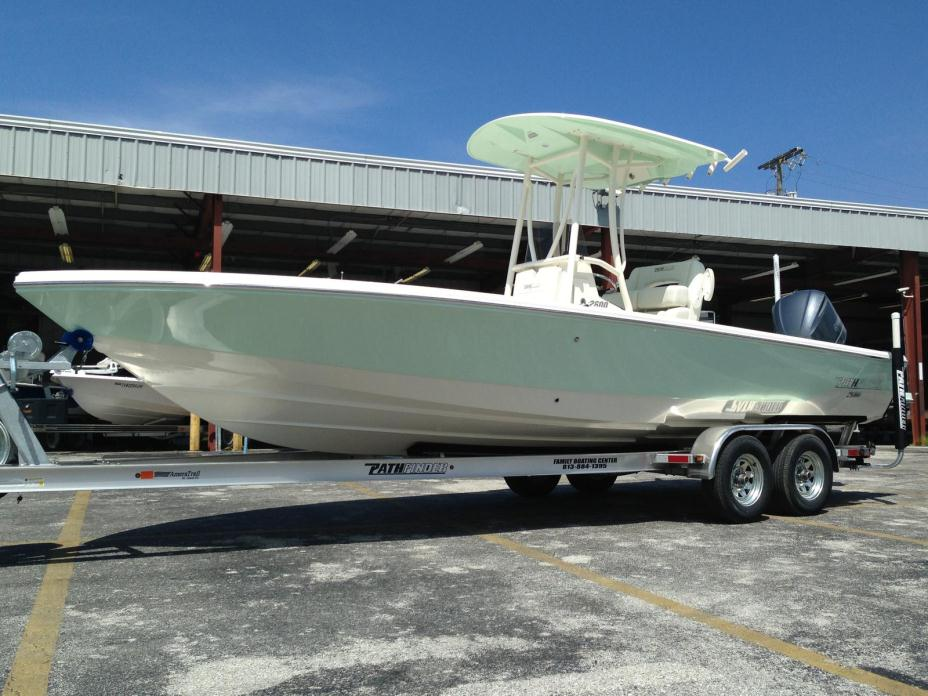 Pathfinder 2600 boats for sale in tampa florida for Yamaha dealer tampa