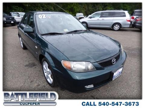 2002 Mazda Protege Culpeper, VA