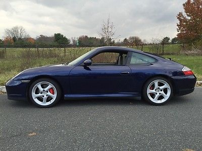 Porsche : 911 Carrera Coupe 2-Door 2003 porsche c 4 s coupe 6 speed ims update