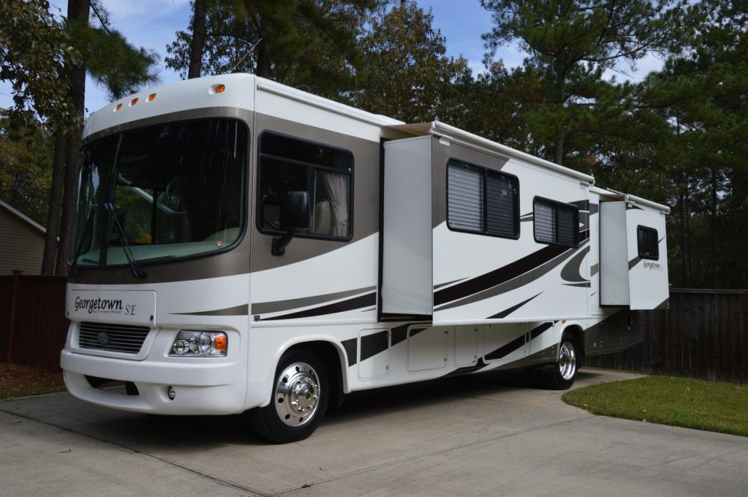 2008 Forest River Flagstaff Super Lite 26RLSS