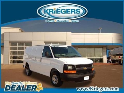 Chevrolet Express Cargo Van Iowa Cars For Sale