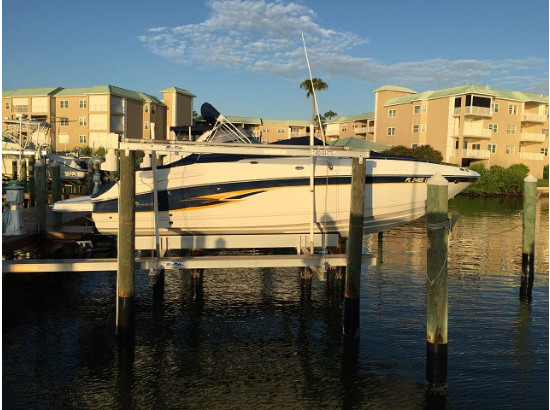 2003 Chaparral 260ssi
