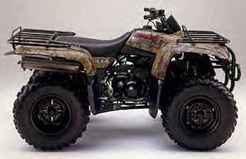 Yamaha big bear 400 motorcycles for sale in wisconsin for Yamaha grizzly 400