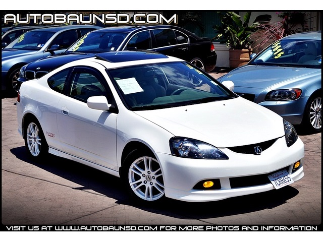 Acura Rsx Cars For Sale In California - 2005 acura rsx base
