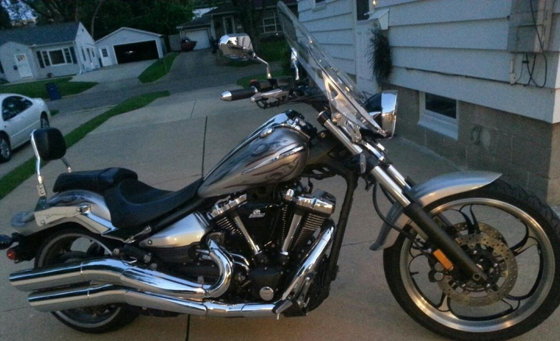 Yamaha Raider S Motorcycles For Sale In Iowa