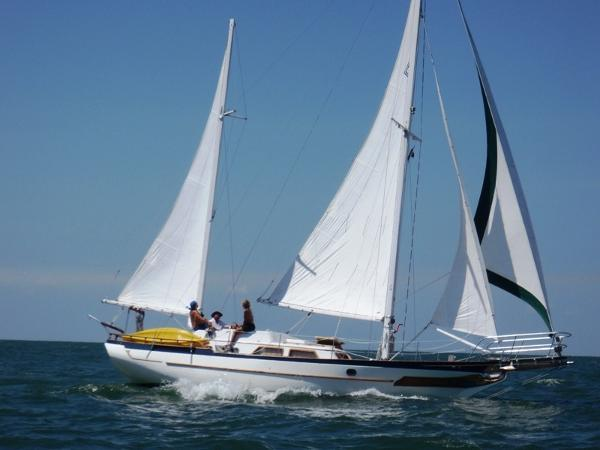 1979 Ta Chiao 42 Mermaid CT Ketch