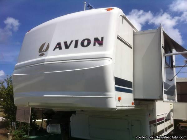 Fleetwood Avion 38 Rvs For Sale