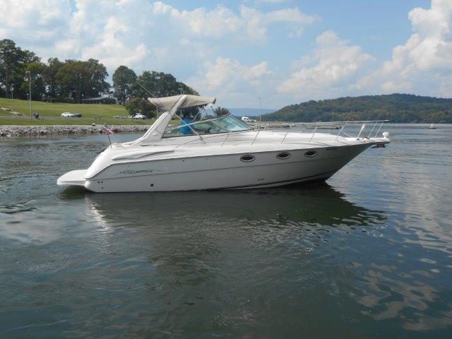 2001 Monterey Cruisers 322
