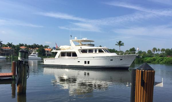 2009 Offshore Voyager Extended Deck