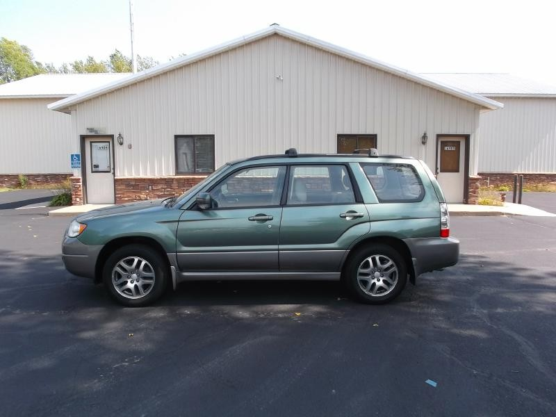 2006 subaru forester 2 cars for sale. Black Bedroom Furniture Sets. Home Design Ideas