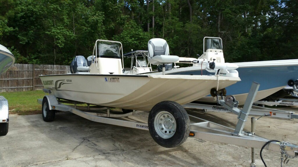 2014 Alumacraft 2072 Bay