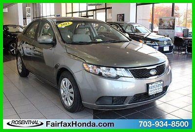 Kia : Forte EX 2012 ex used 2 l i 4 16 v automatic fwd sedan