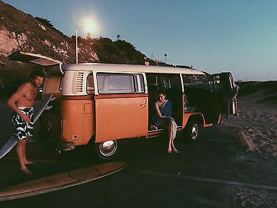 Volkswagen : Bus/Vanagon VW Bus
