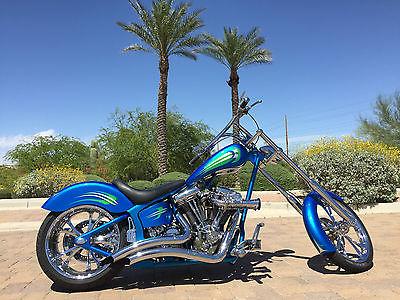 Custom Built Motorcycles : Chopper Ray's Custom Cycle -
