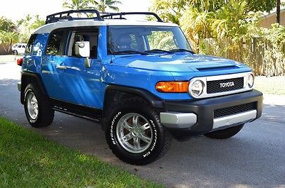 Toyota Fj Cruiser bbs track pack voodoo cars for sale in Florida