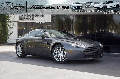 Aston Martin : Vantage Base Hatchback 2-Door 2007 aston martin