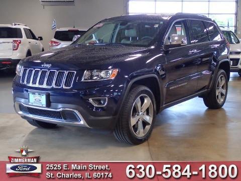 2014 Jeep Grand Cherokee Limited Saint Charles, IL