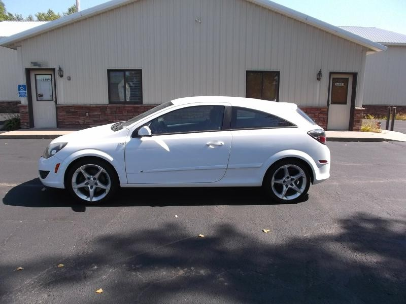 2008 Saturn Astra FWD 3dr HB XR