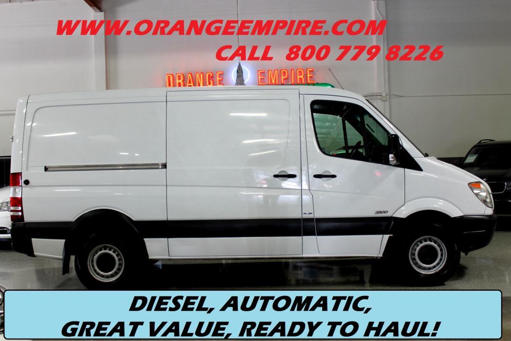 Van For Sale In Orange California