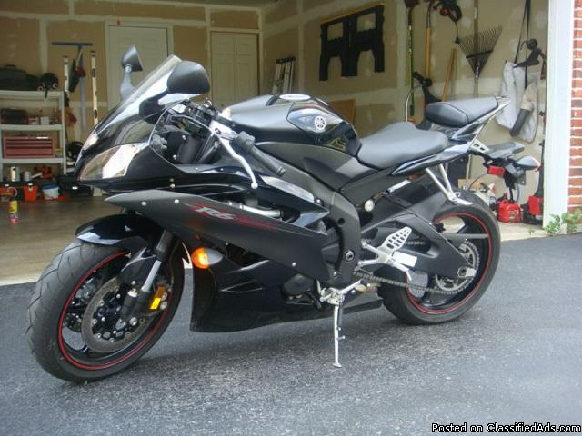 2006 raven motorcycles for sale for Yamaha r6 600 for sale