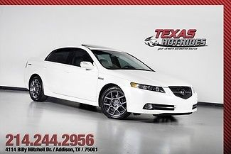 Acura : TL Type-S 2007 acura tl type s only 40 k miles nav bose wow tls type s types