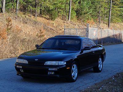 Nissan : 240SX SE 1995 nissan 240 sx se 2 owner mint condition