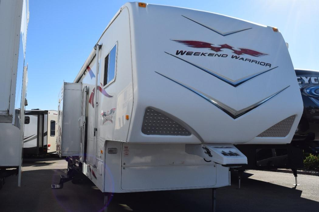 2008 Weekend Warrior FTL4005