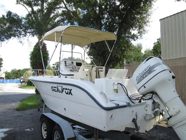Sea Fox 23 Boats For Sale In Clearwater Florida