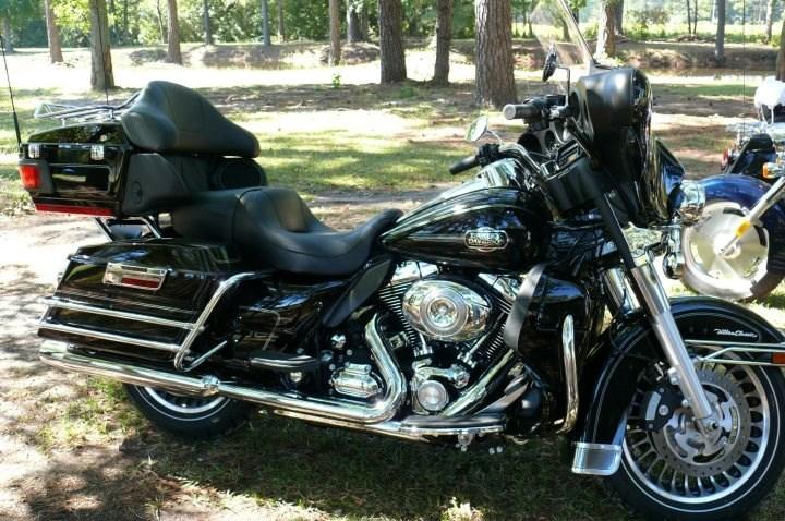2013 Harley-Davidson Tri Glide Ultra Classic