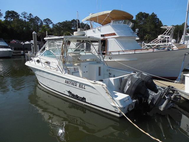2000 Wellcraft Coastal 290