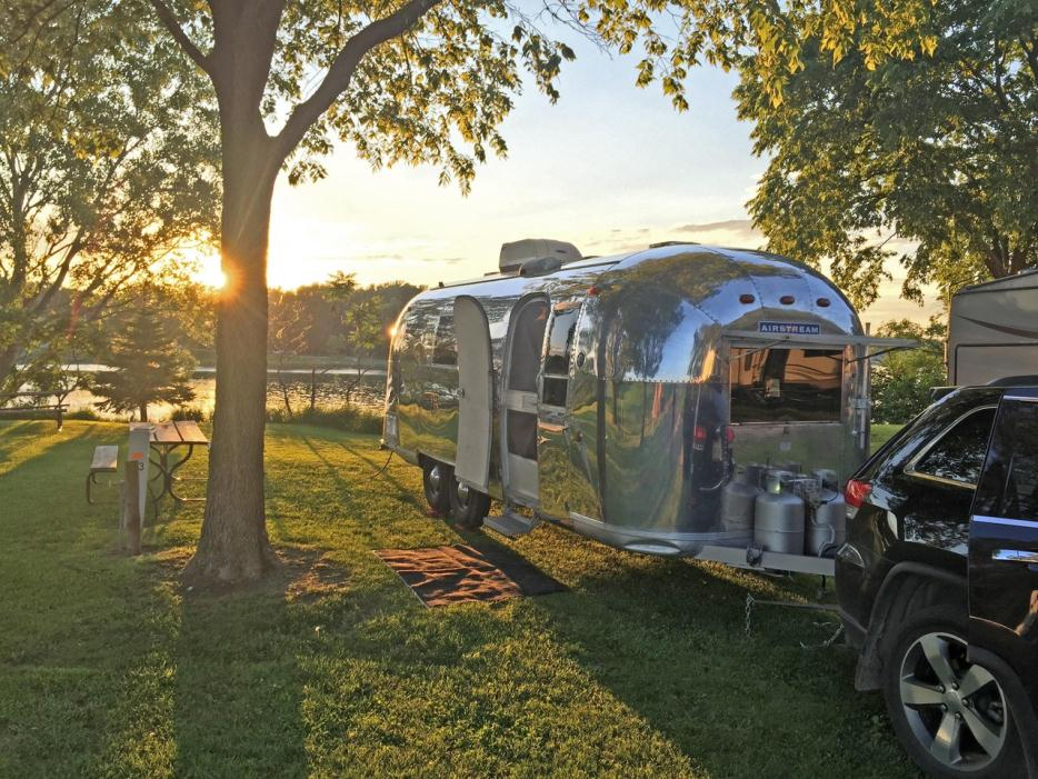 2016 Airstream Interstate EXT