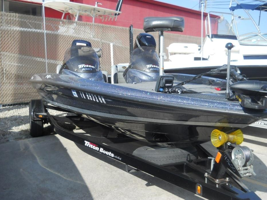 2010 Triton TR 18 SE