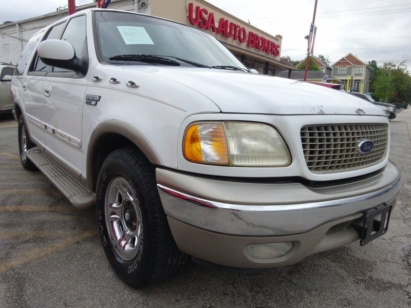 2001 Ford Expedition 119 WB Eddie Bauer