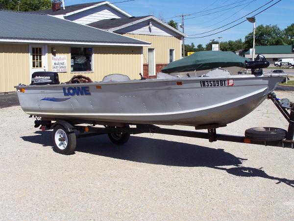 2000 Lowe Sea Nymph V 1667