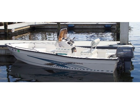 2006 Key Largo 160 Cc