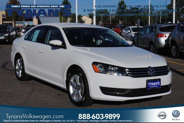 2015 Volkswagen Passat Aurora, CO
