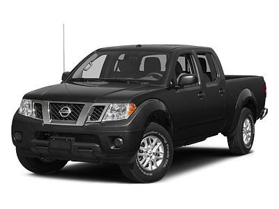 Nissan : Frontier SV 2015 nissan frontier sv crew cab 4.0 l 4 wd alloys bluetooth