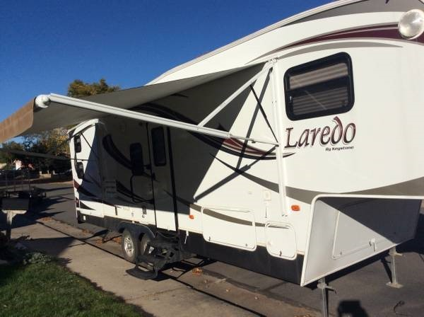 2007 Keystone Everest 340B