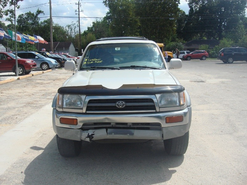 1998 TOYOTA 4RUNNER V6 EXCELLENT CONDITION