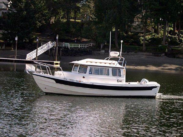 2006 C-Dory Marine 22 Cruiser