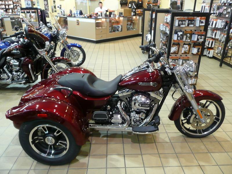 2016 Harley-Davidson FLRT - Freewheeler