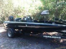 1996 Cajun Bass Boat