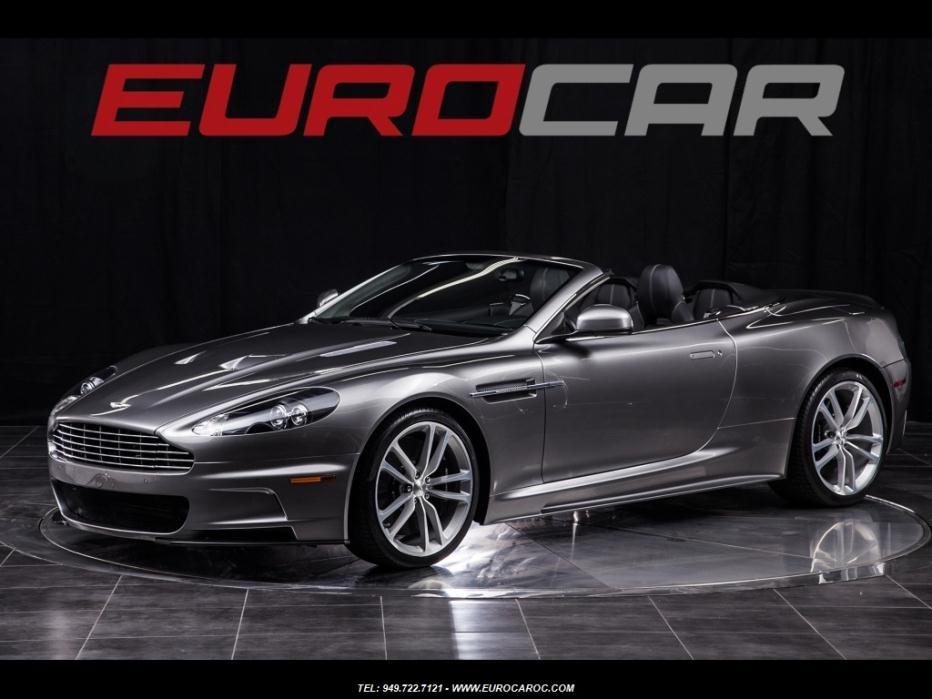 Aston Martin : DBS Volante ASTON MARTIN DBS VOLANTE, CALIFORNIA CAR