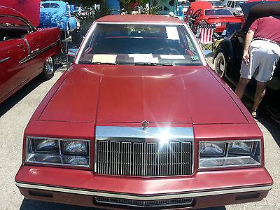 Chrysler : LeBaron Four Door 70 000 original miles